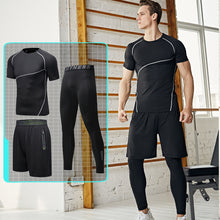 Load image into Gallery viewer, Men's Quick-drying Sportswear Three-piece Suit. SR-05M