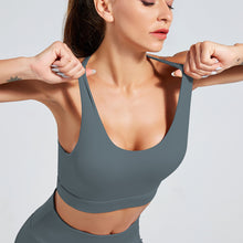 Load image into Gallery viewer, New Beautiful Back Sports Bra. SA-007