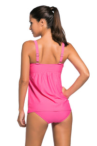 Sling Tube Top Split Swimsuit. SW-009