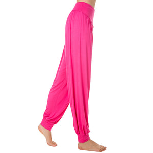 Modal Yoga Dance Practice Wide Leg Bloomers. YP-103