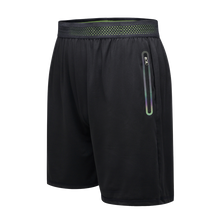 Load image into Gallery viewer, Large size sports leisure fitness shorts, men's breathable sweat-absorbent quick-drying five-point pants. SR-02M