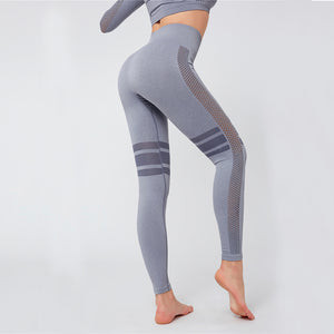 Quick-drying High-waist Yoga Pants Trousers. YP-016