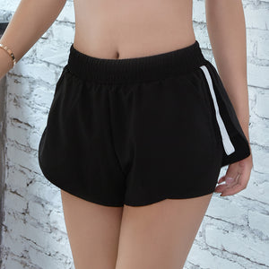 Fake Two Quick-drying Sports Shorts. YP-025
