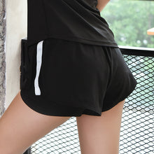 Load image into Gallery viewer, Fake Two Quick-drying Sports Shorts. YP-025