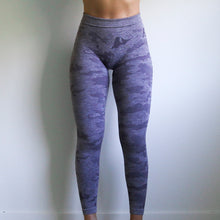 Load image into Gallery viewer, Women's Long Camouflage Yoga Fitness Pants. YP-122