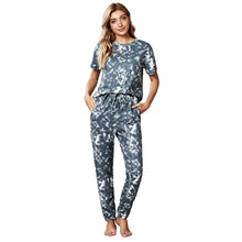 Load image into Gallery viewer, New women's homewear two-piece suit. HW-002