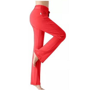 Modal Plus Size Loose Yoga Pants. YP-021