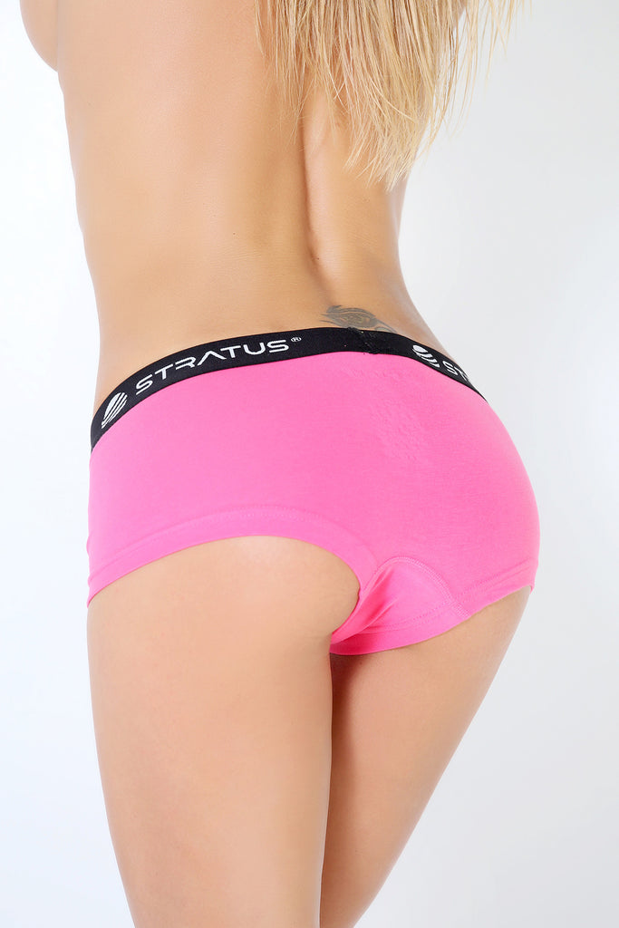 Nuclear Hot Pink Women's Hipster