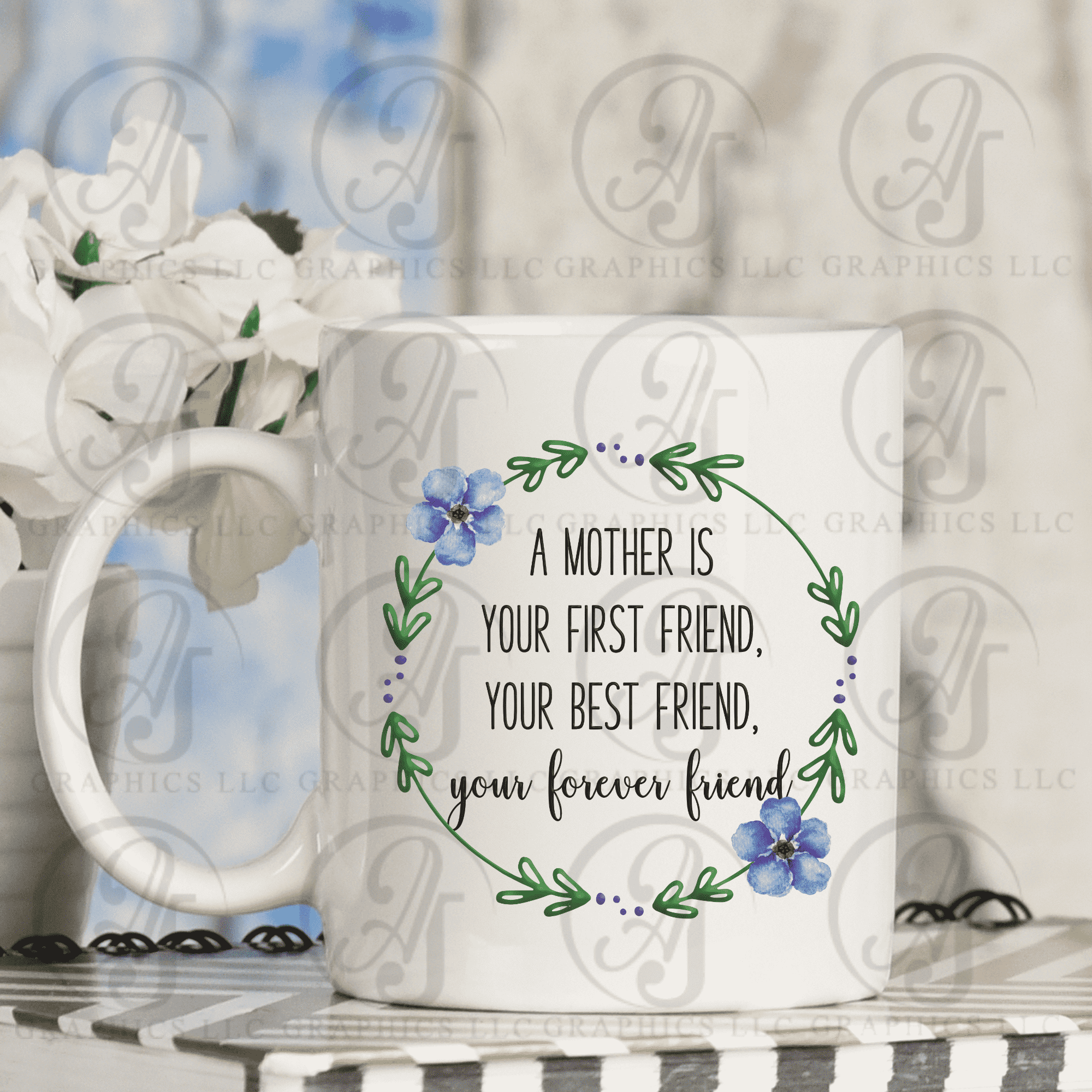 A Mother is Poem Coffee Mug