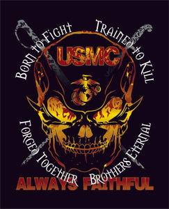 USMC Always Faithful