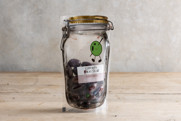 Cornish Olive Stall Kalamata Olives