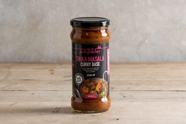 Punjaban Tikka Masala Curry Base