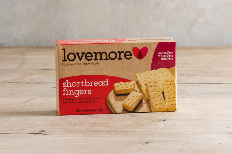 Lovemore Shortbread Fingers