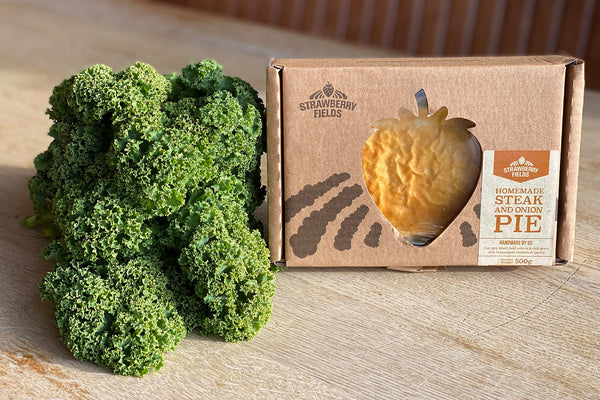 Steak Pie & Kale Bundle