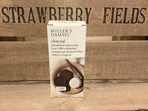MILLERS DAMSEL Charcoal Wafers 125g