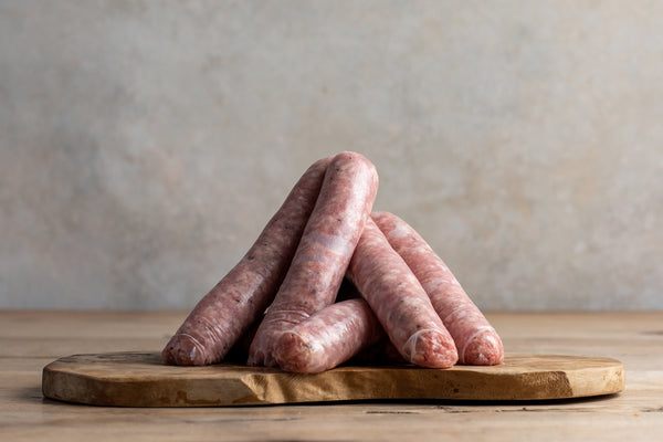 Devonshire Pork Sausages
