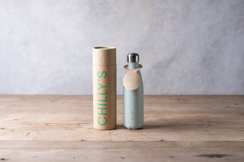 Chillys Bottle Pastel Green