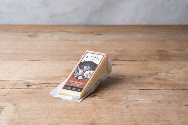 Quicke's Oak Smoked Cheddar