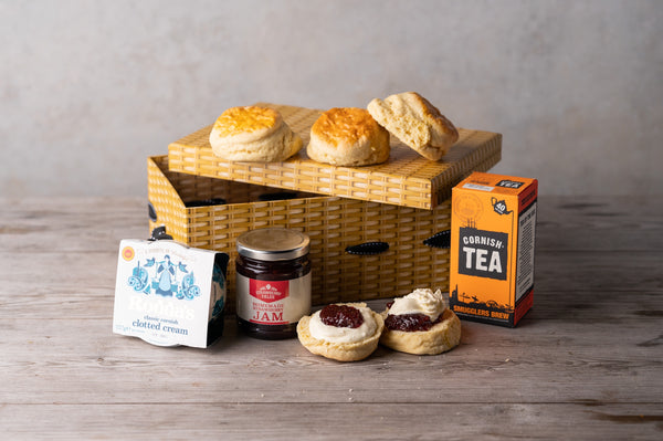 The Ultimate Cream Tea Hamper