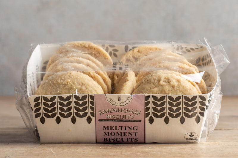 Farmhouse Melting Moments Biscuits