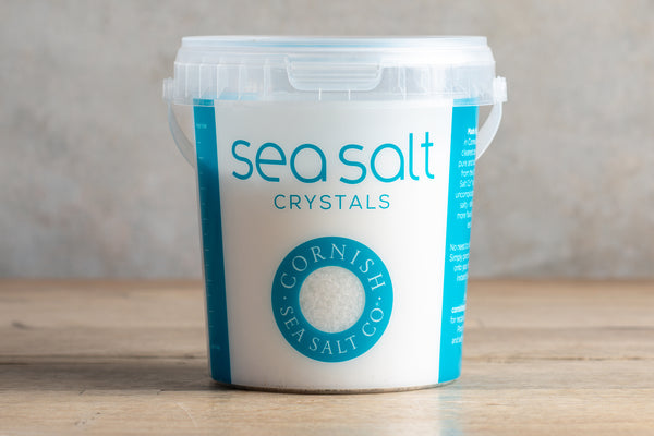 Cornish Sea Salt Pinch Pot