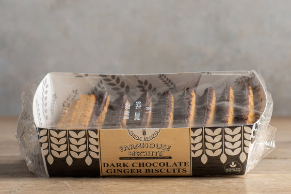 Farmhouse Dark Chocolate Gingers