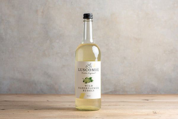 Luscombe Elderflower Bubbly 740ml