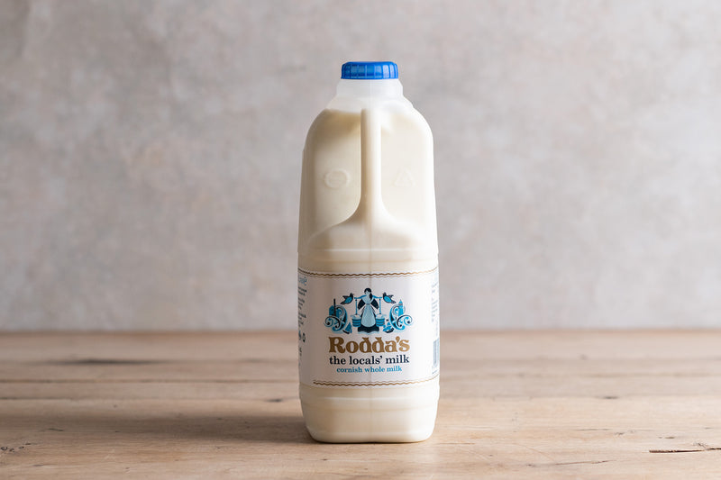Rodda's whole milk