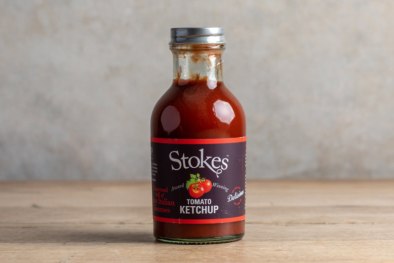 Stokes Real Tomato Ketchup 300ml