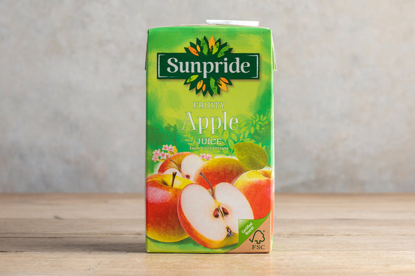 Sunpride Fruity Apple Juice 1lr