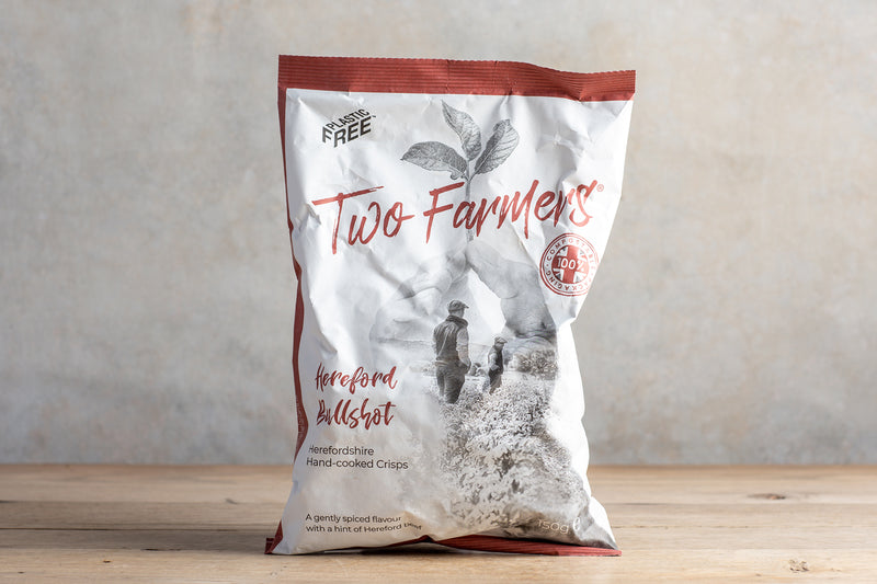 Two Farmers Hereford Beef Crisps