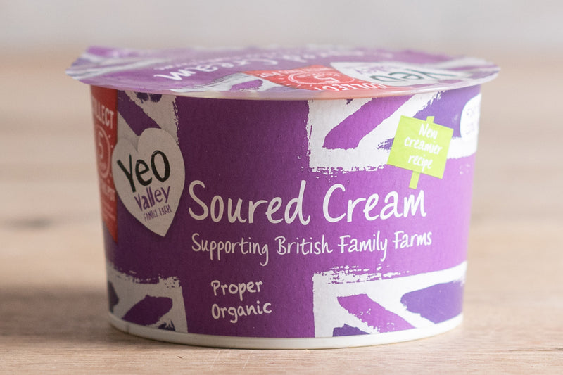 Yeo Valley Soured Cream