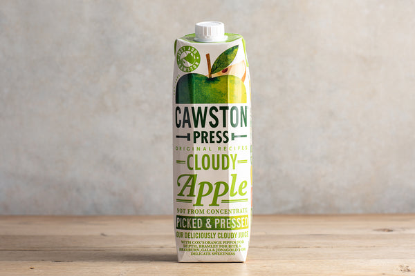 CAWSTON PRESS Cloudy Apple 1L