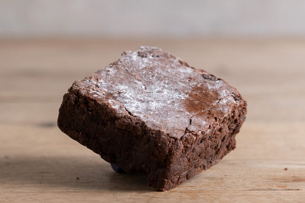 Frozen GF Chocolate Brownie
