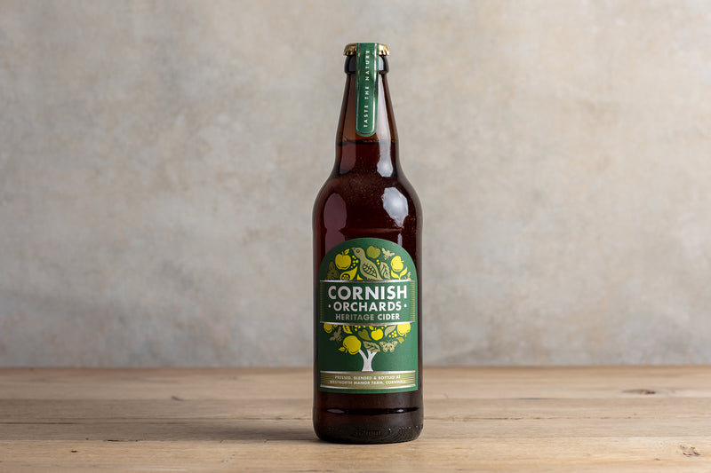 Cornish Orchards Heritage Cider