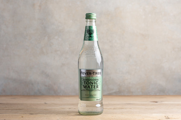 Fever Tree Refreshingly Light Elderflower Tonic Water