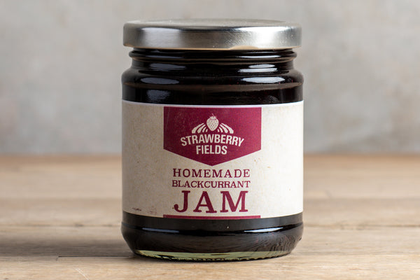 SF Blackcurrant Jam