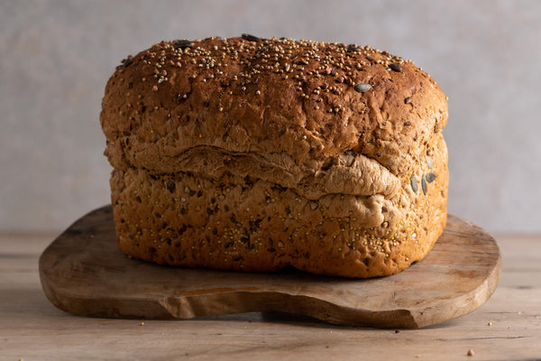 G/free multiseed bread