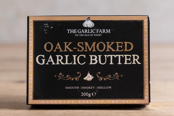 Oak Smoked Garlic Butter
