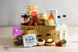 Family Cream Tea Hamper - Postal