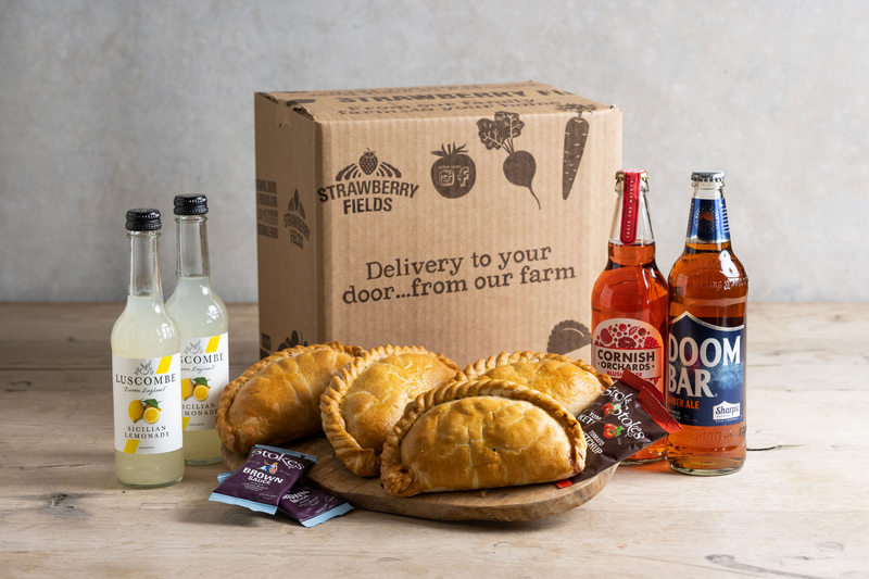 Family Drink & Pasty Bundle