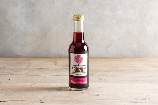 Cornish Orchards Cranberry and Raspberry