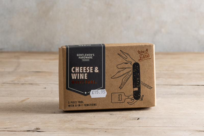 Gentlemen's Hardware Cheese & Wine Multi-Tool