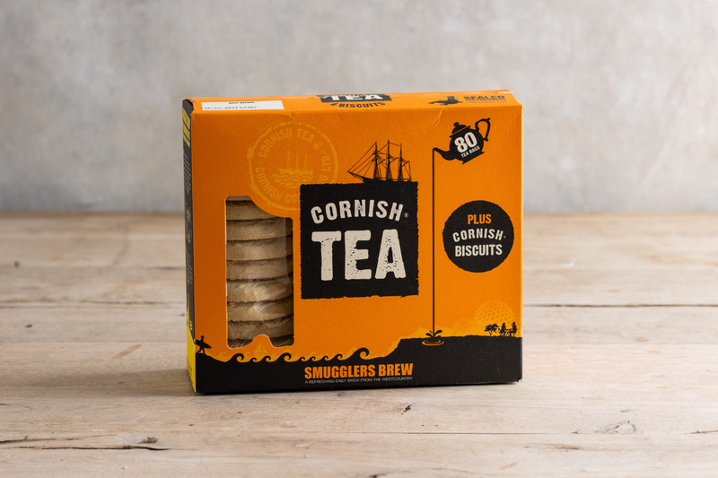 Cornish Tea and Biscuits