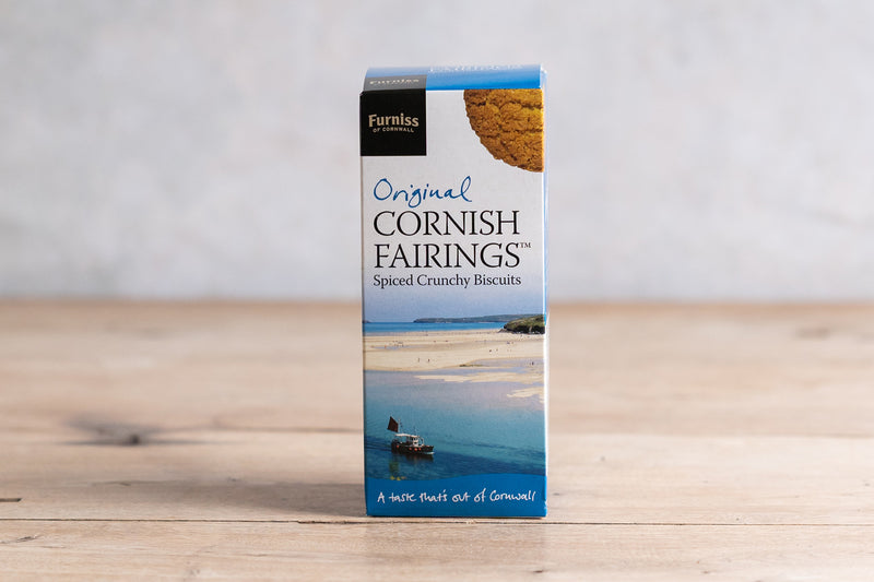 Original Cornish Fairings Spiced Crunchy Biscuits