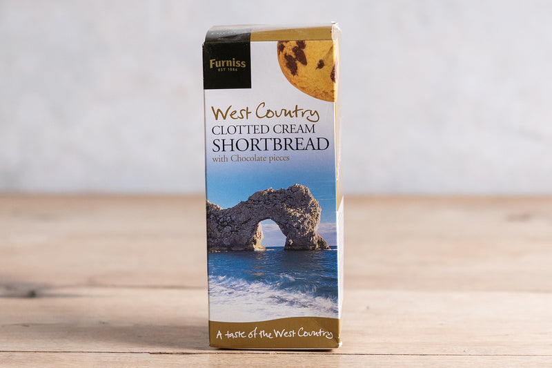 Furniss Clotted Cream Shortbread