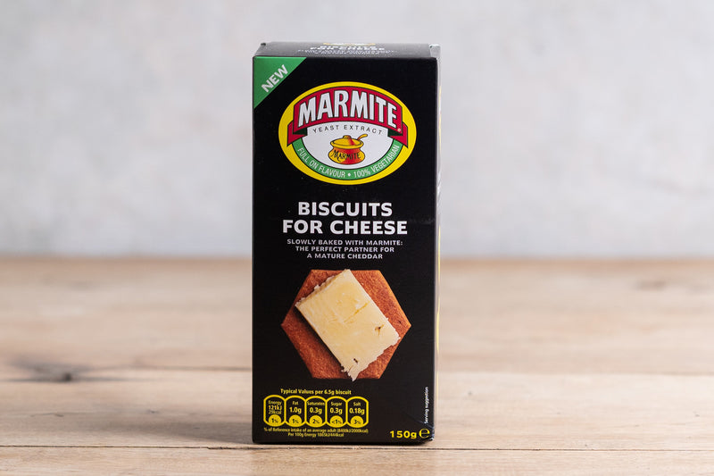 MARMITE® Biscuits for Cheese 150g
