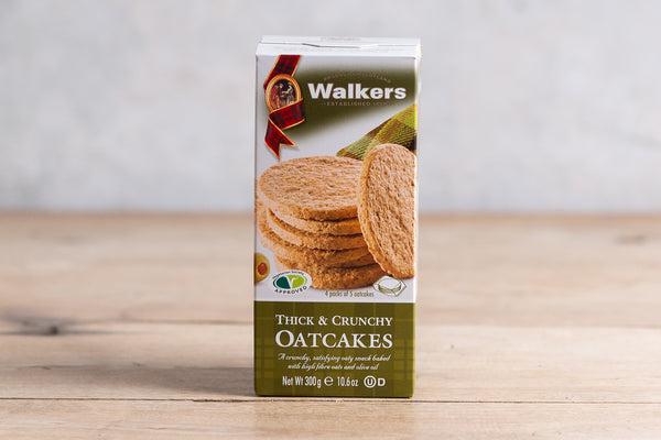 Walkers Thick & Crunchy Oatcakes