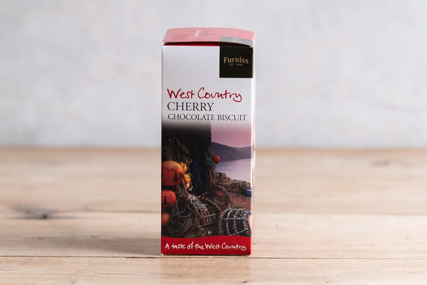 West Country Cherry Chocolate Biscuit