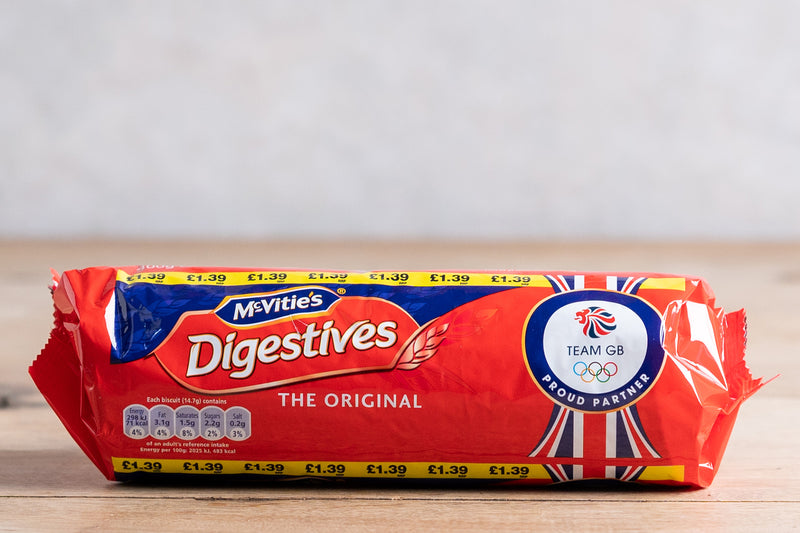 Digestives Mc Vities